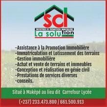 Land for sale at Douala, PK 27, PK 33 (DIWOUM) - 40000 m2 - 1 000 000 FCFA