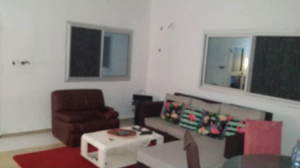 Apartment to rent - Douala, Bangue, Kotto - 1 living room(s), 3 bedroom(s), 2 bathroom(s) - 100 000 FCFA / month