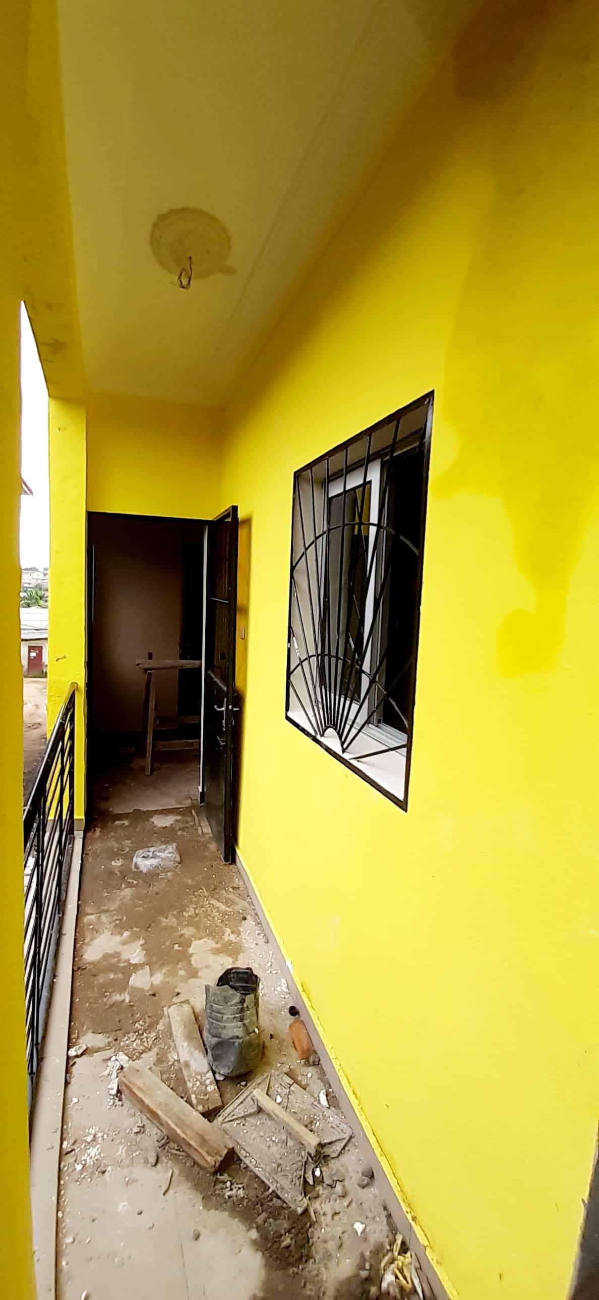 Studio to rent - Douala, Kotto, Kotto Nbangue - 75 000 FCFA / month