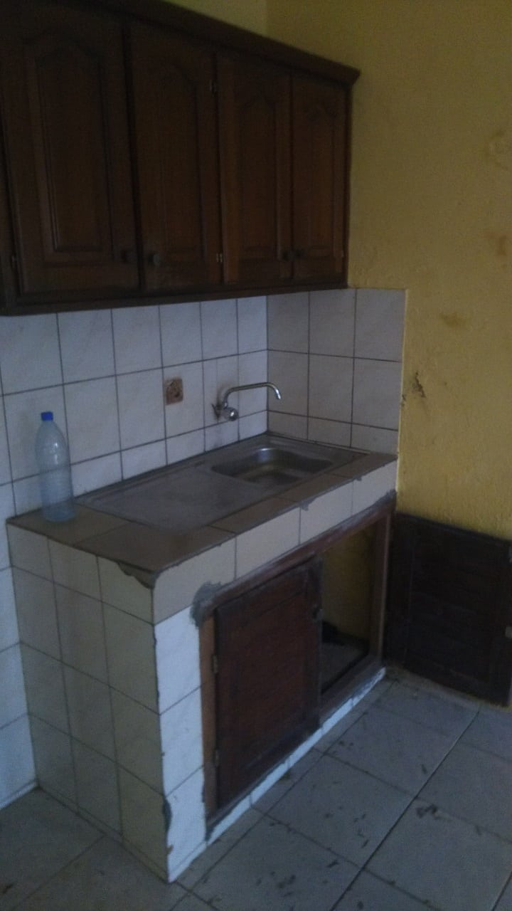 Apartment to rent - Douala, Bepanda, Nouvelle Route 7ème - 1 living room(s), 1 bedroom(s), 1 bathroom(s) - 60 000 FCFA / month