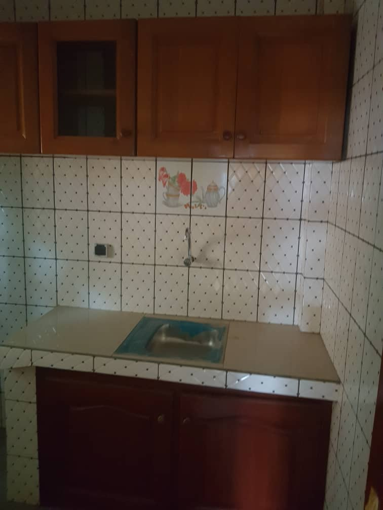 Apartment to rent - Douala, Kotto, Ver special one - 1 living room(s), 2 bedroom(s), 2 bathroom(s) - 120 000 FCFA / month
