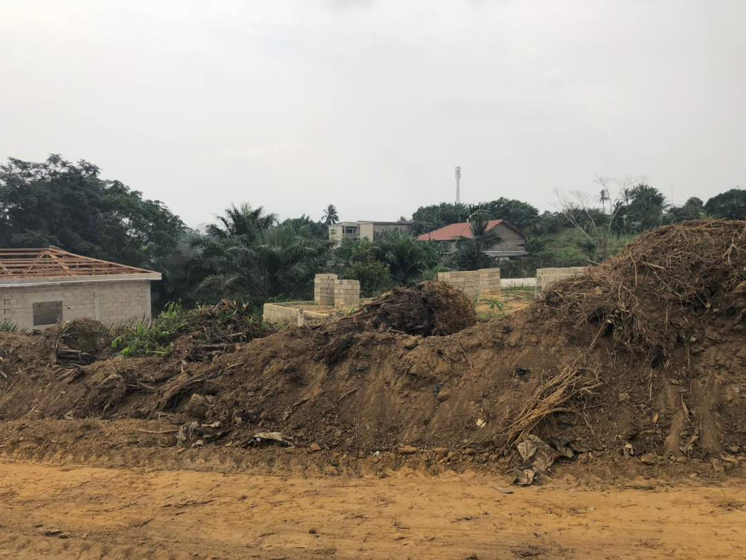 Land for sale at Douala, PK 20, Non loin de l'église catholique de PK 21 - 150000 m2 - 7 500 000 FCFA