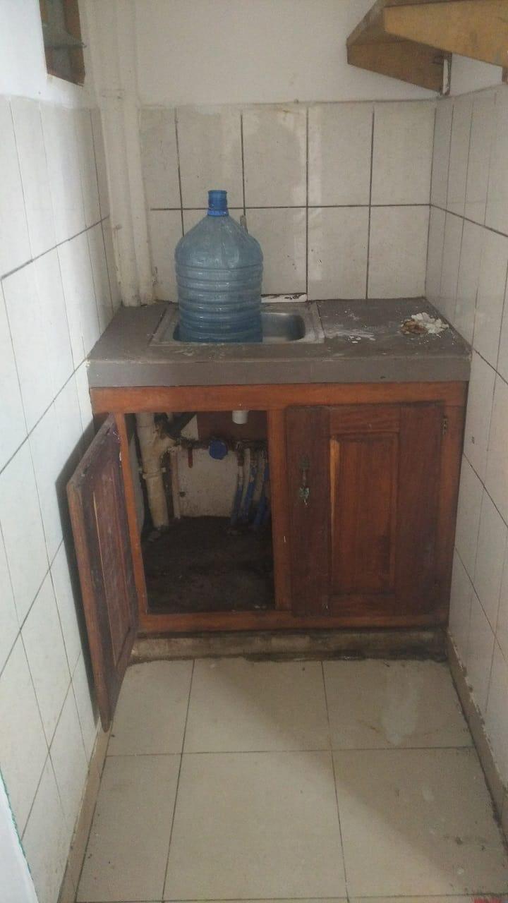 Apartment to rent - Douala, Cité SIC, Ancien dépôt des planches - 1 living room(s), 1 bedroom(s), 1 bathroom(s) - 60 000 FCFA / month