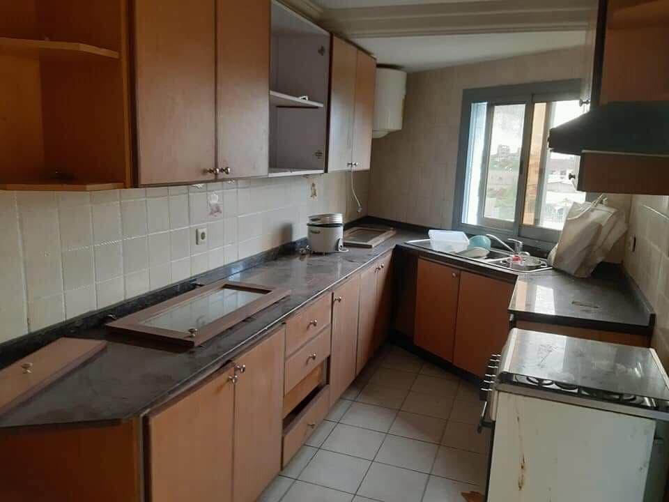 Apartment to rent - Douala, Makepe, Ver   happy sport - 1 living room(s), 2 bedroom(s), 3 bathroom(s) - 250 000 FCFA / month