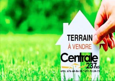 Land for sale at Douala, Bonapriso, Non Morcelable - 1130 m2 - 960 500 000 FCFA