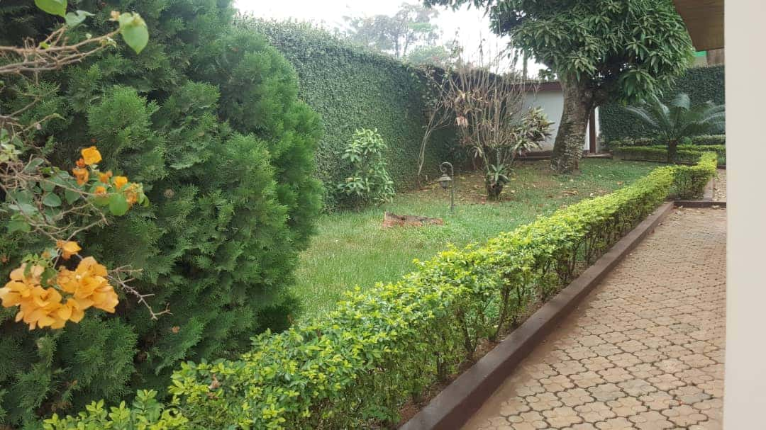 House (Villa) to rent - Yaoundé, Elig-essono, Hippodrome - 1 living room(s), 4 bedroom(s), 3 bathroom(s) - 1 500 000 FCFA / month