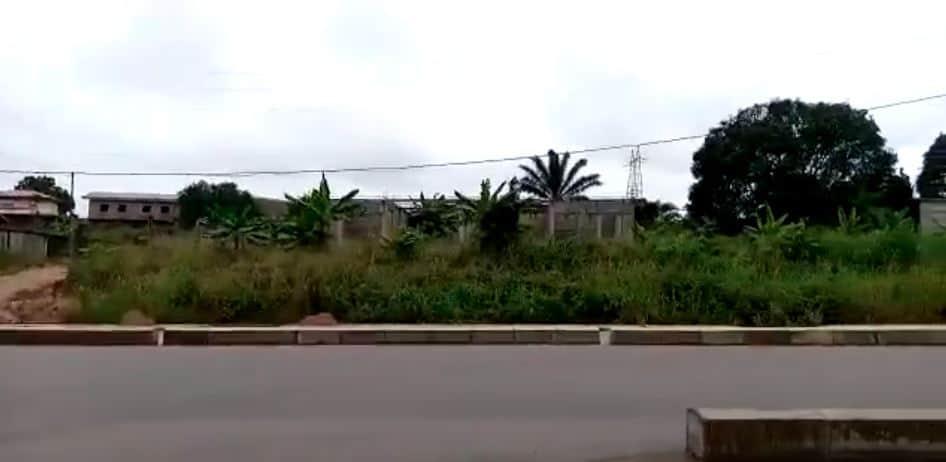 Land for sale at Douala, Japoma, STADE - 1969 m2 - 167 365 000 FCFA