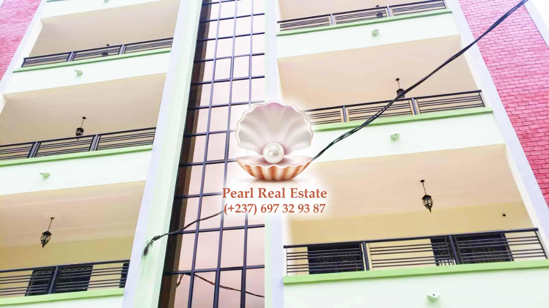 Apartment to rent - Yaoundé, Bastos, Bastos - 1 living room(s), 3 bedroom(s), 3 bathroom(s) - 600 000 FCFA / month