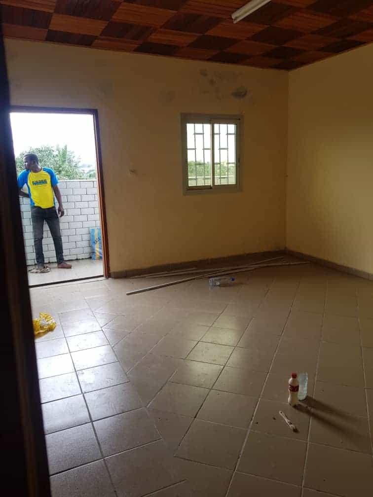 Apartment to rent - Douala, PK 14, C'est a pk13 - 1 living room(s), 1 bedroom(s), 1 bathroom(s) - 50 000 FCFA / month