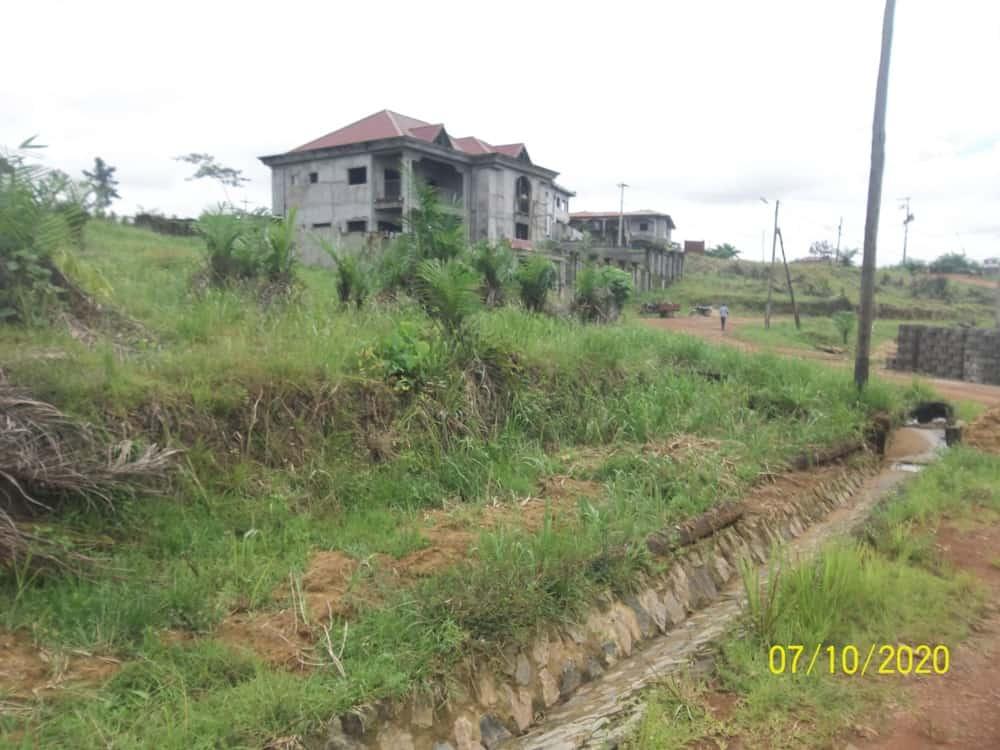 Land for sale at Douala, Yassa, Cité Chirac - 660 m2 - 38 000 000 FCFA