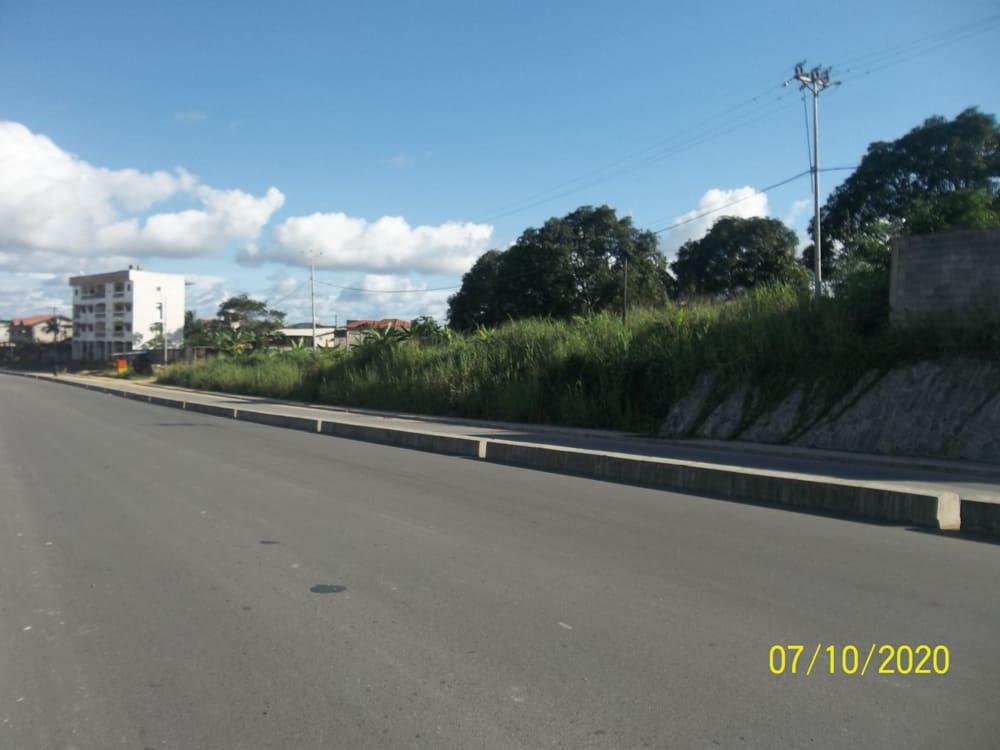Land for sale at Douala, Japoma, Japoma - 1000 m2 - 75 000 000 FCFA