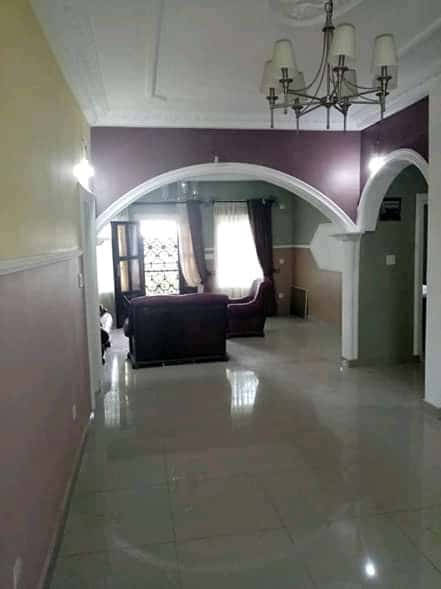 Apartment to rent - Douala, Logbessou I, Ver station Nickel oil - 1 living room(s), 2 bedroom(s), 2 bathroom(s) - 130 000 FCFA / month