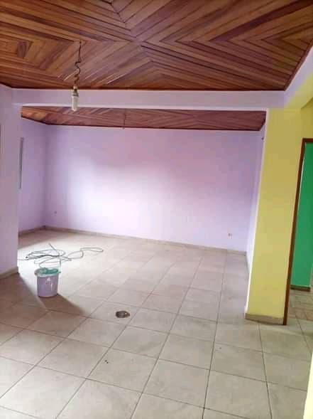 Apartment to rent - Douala, Bonamoussadi, Ver bijoux - 1 living room(s), 2 bedroom(s), 2 bathroom(s) - 130 000 FCFA / month