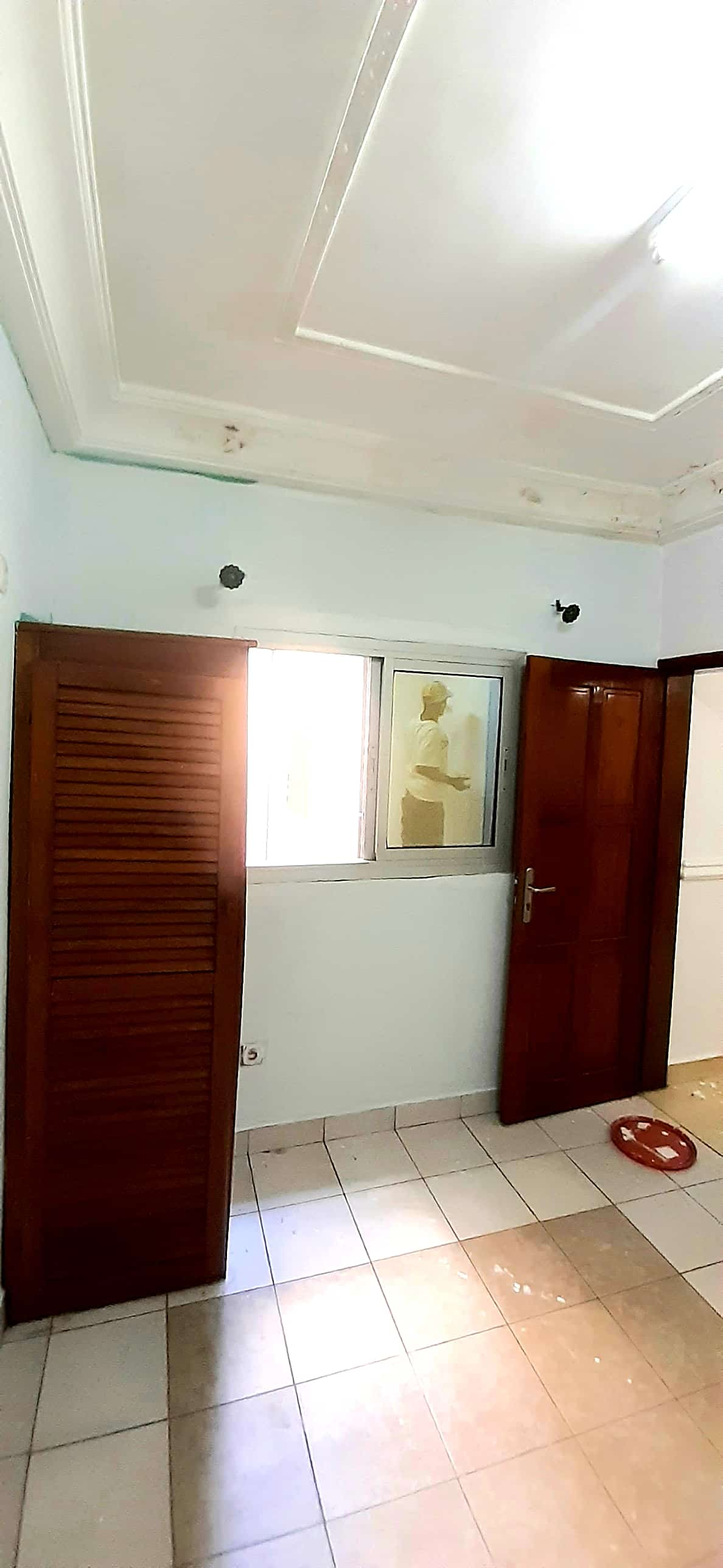 Apartment to rent - Douala, Makepe, Makepe st-Tropez - 1 living room(s), 1 bedroom(s), 1 bathroom(s) - 85 000 FCFA / month