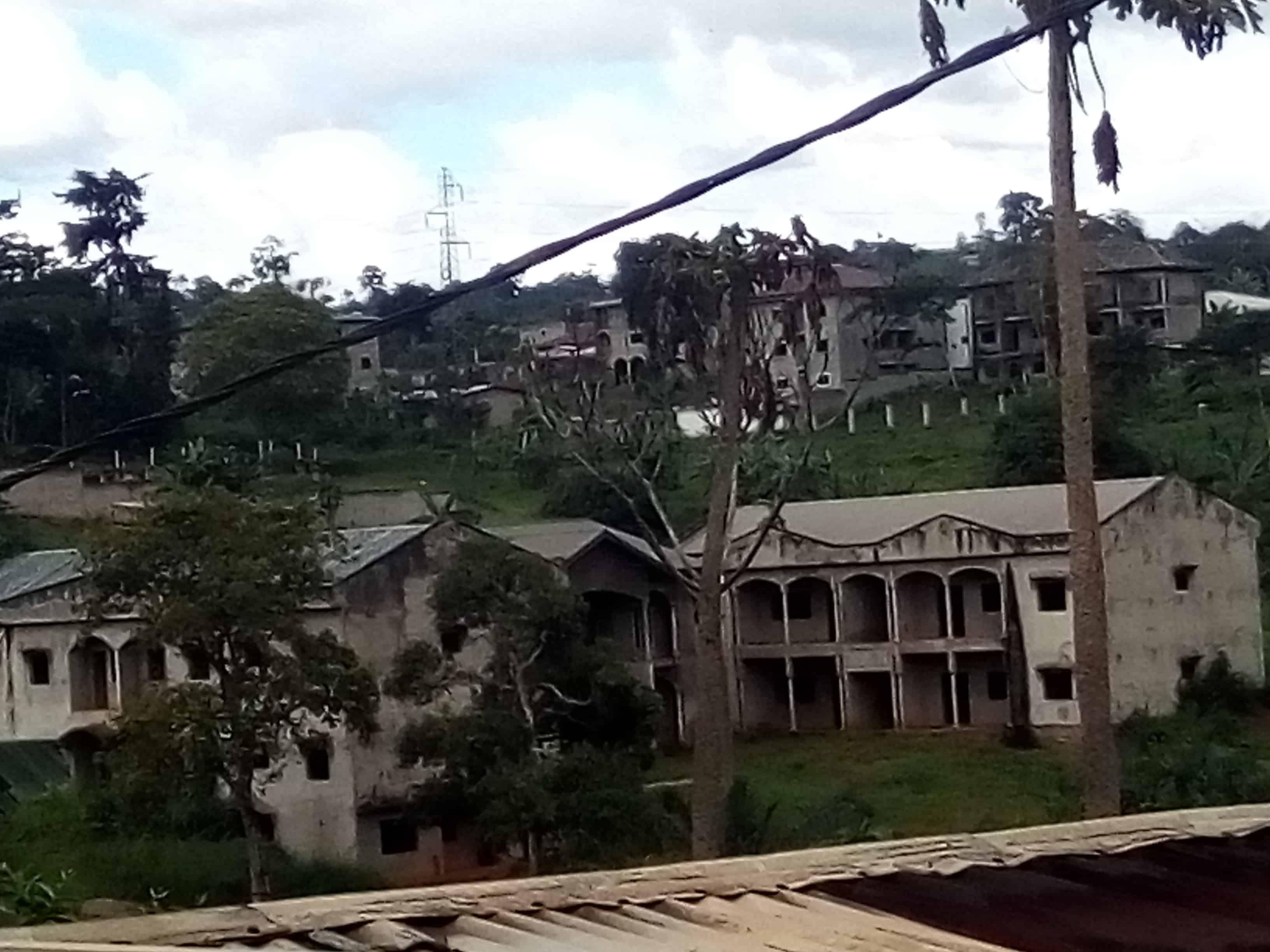 Land for sale at Yaoundé, Nkolbisson, Béatitude - 1000 m2 - 13 500 000 FCFA
