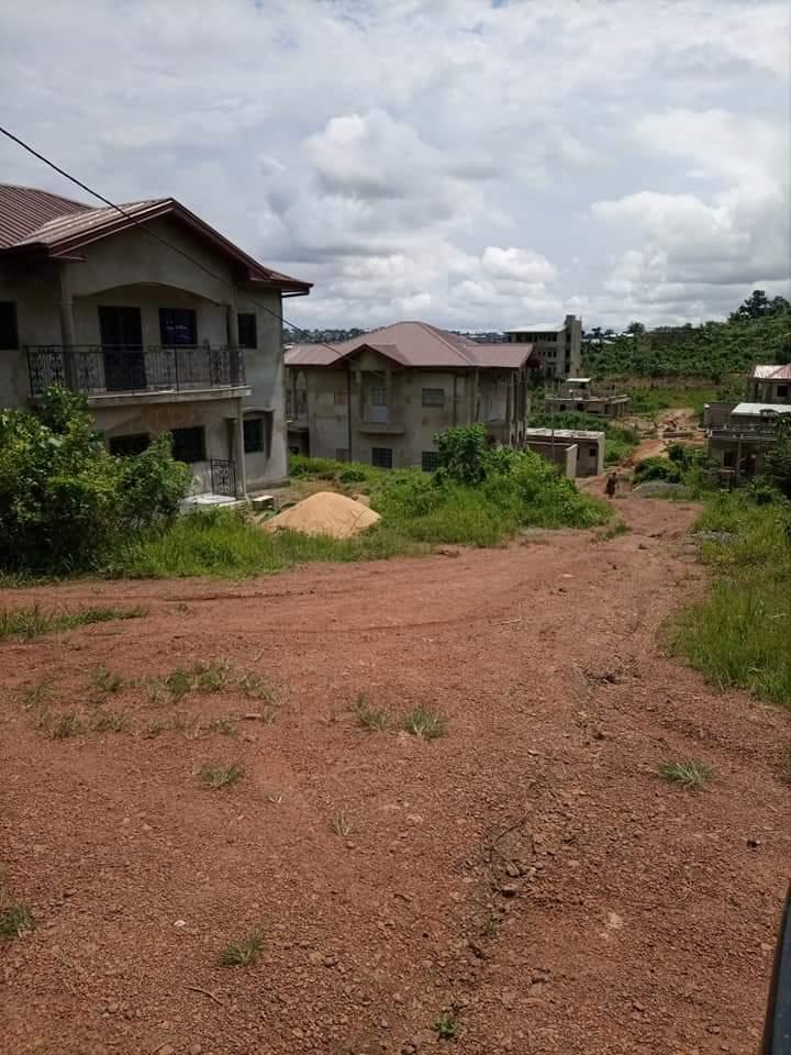 Land for sale at Douala, PK 17, DERRIÈRE L'UNIVERSITÉ DE LOGBESSOU (PK17) DOUALA-CAMEROUN - 200 m2 - 5 000 000 FCFA