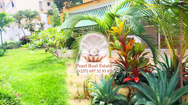 House (Villa) to rent - Yaoundé, Bastos, Bastos - 1 living room(s), 4 bedroom(s), 3 bathroom(s) - 1 500 000 FCFA / month