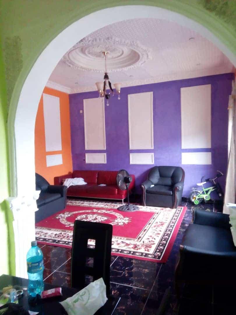 House (Villa) for sale - Douala, PK 11, C'est a pk12 - 1 living room(s), 3 bedroom(s), 2 bathroom(s) - 30 000 000 FCFA / month