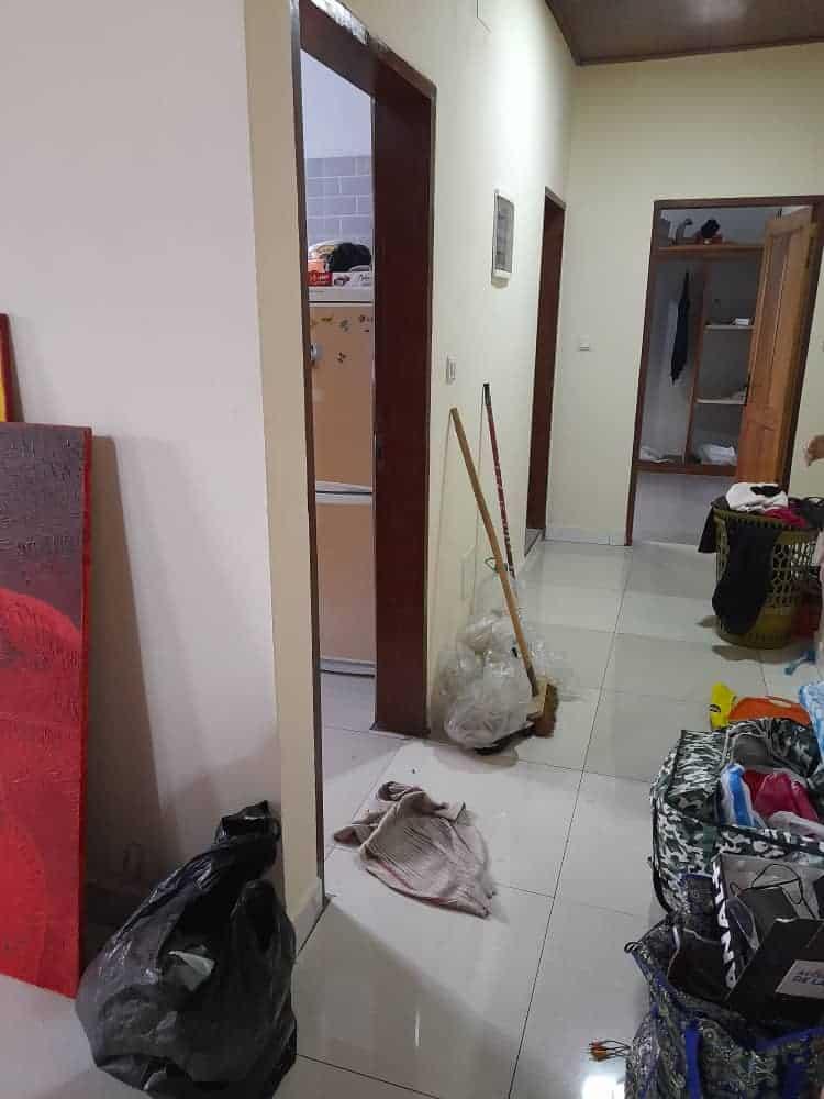 Apartment to rent - Douala, Bonamoussadi, Ver santa     BArbara - 1 living room(s), 2 bedroom(s), 2 bathroom(s) - 150 000 FCFA / month