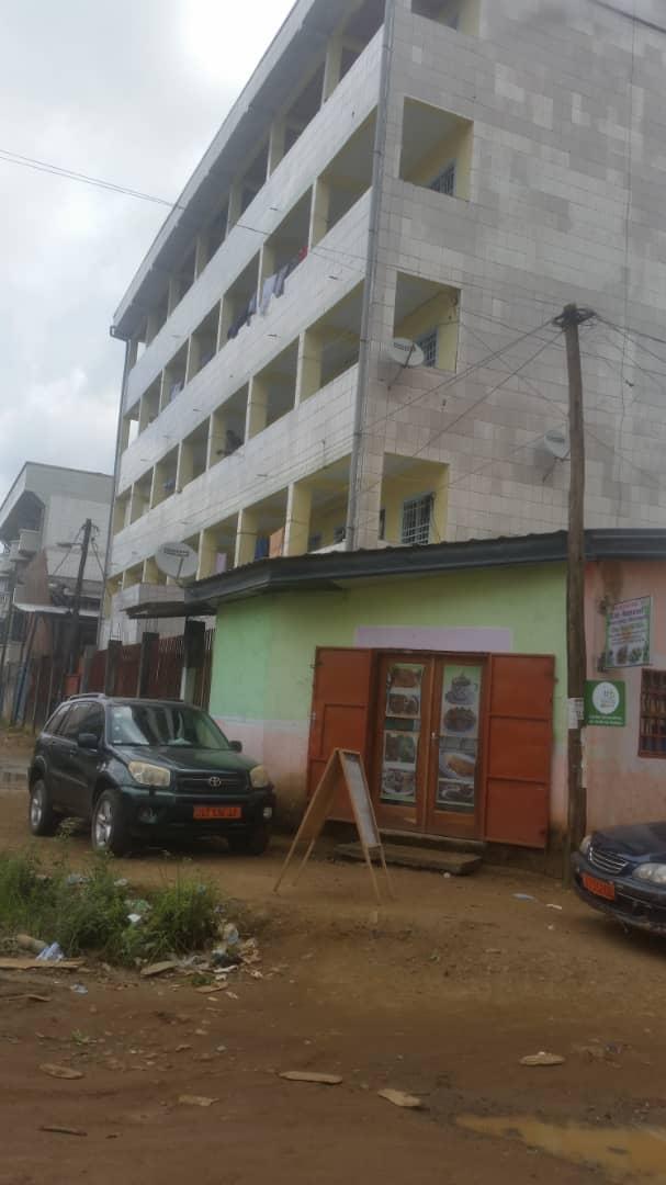 House (Wayside home) for sale - Douala, PK 08, Esg - 1 living room(s), 2 bedroom(s), 1 bathroom(s) - 60 000 000 FCFA / month