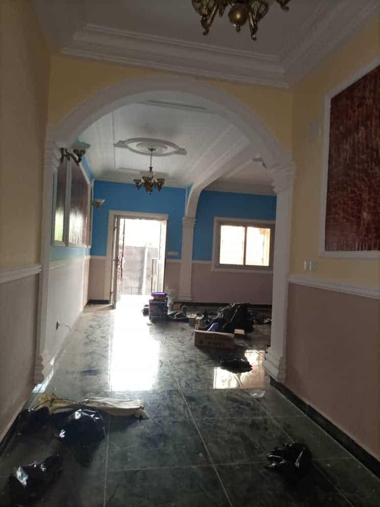 House (Villa) to rent - Douala, Kotto, Ver carrefour des immeubles - 1 living room(s), 3 bedroom(s), 3 bathroom(s) - 200 000 FCFA / month