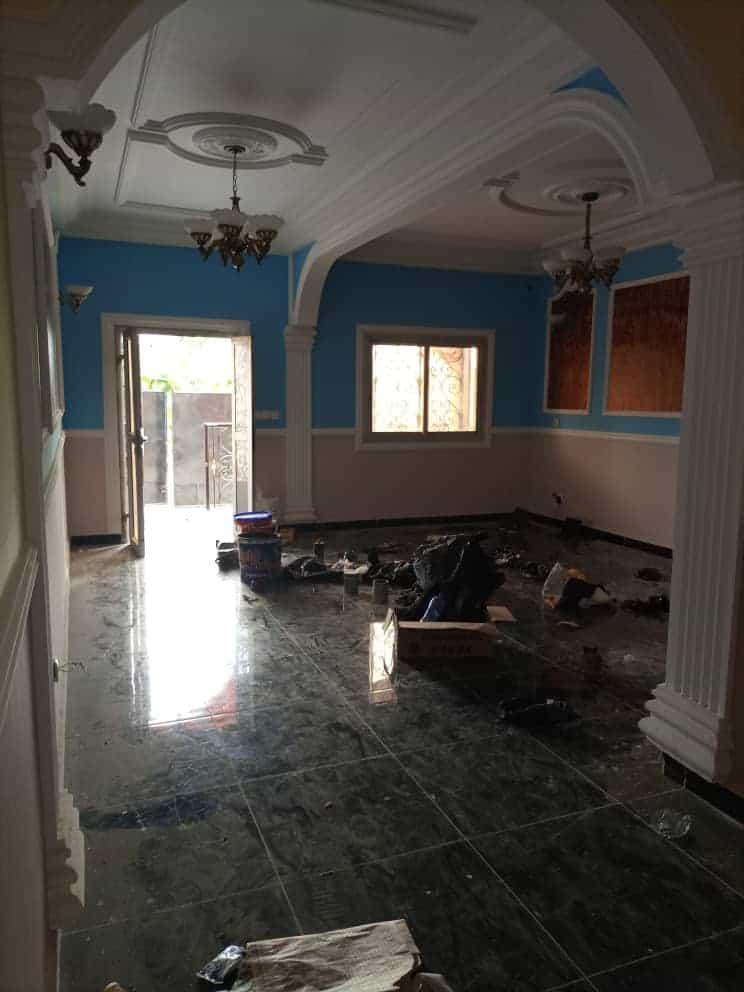 House (Villa) to rent - Douala, Kotto, Ver clinique - 1 living room(s), 3 bedroom(s), 3 bathroom(s) - 200 000 FCFA / month