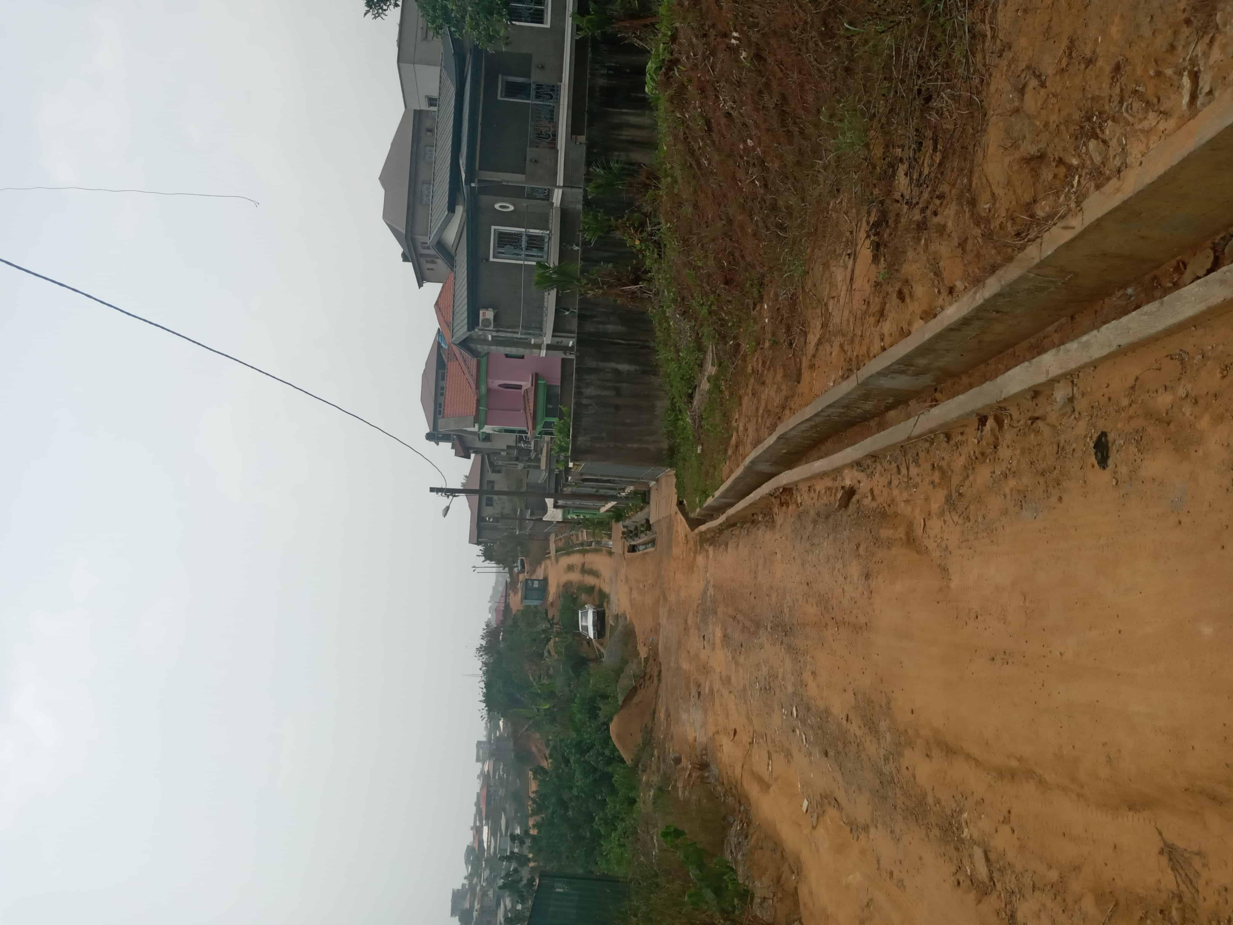 Land for sale at Douala, Yassa, Cité Chirac - 400 m2 - 20 000 000 FCFA