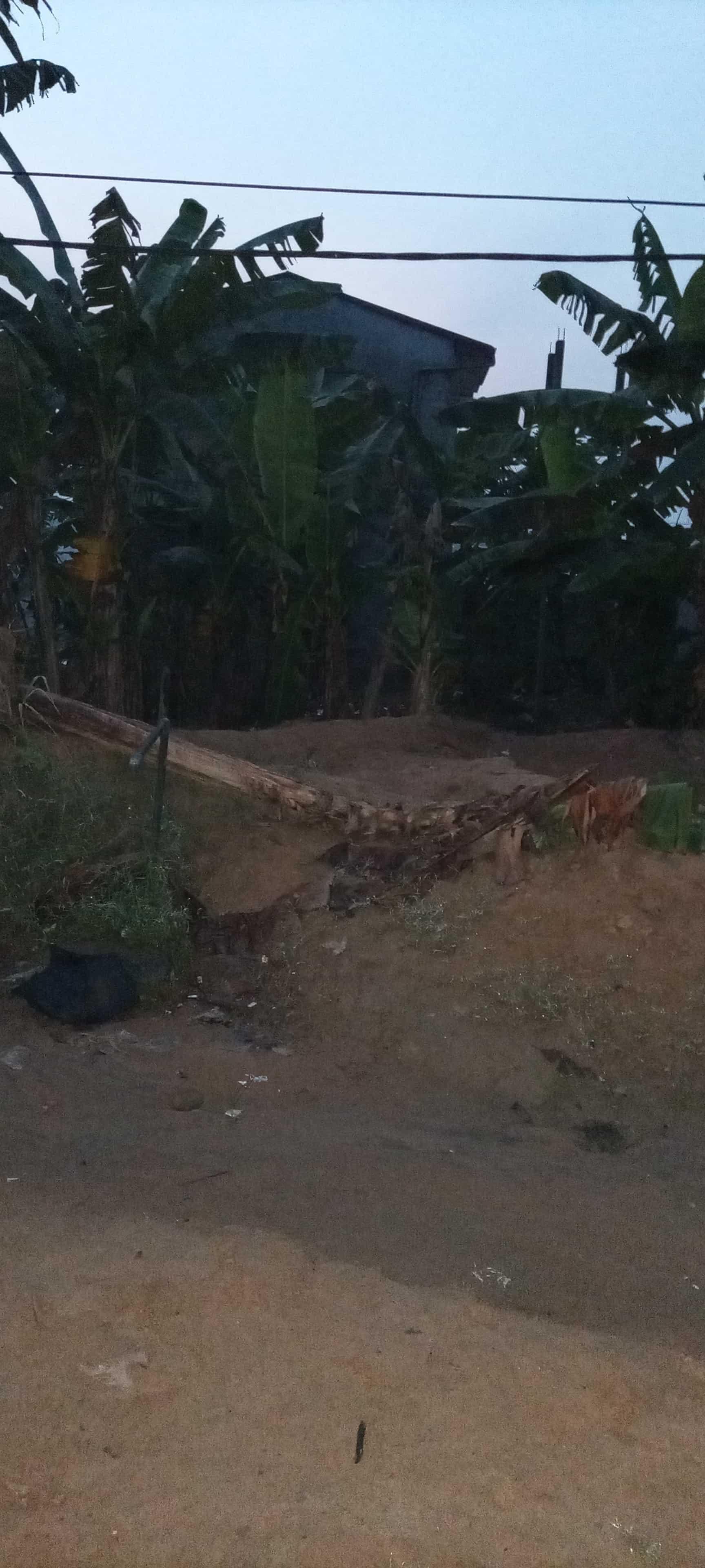 Land for sale at Douala, Logbaba, Ver Bocom - 400 m2 - 16 000 000 FCFA