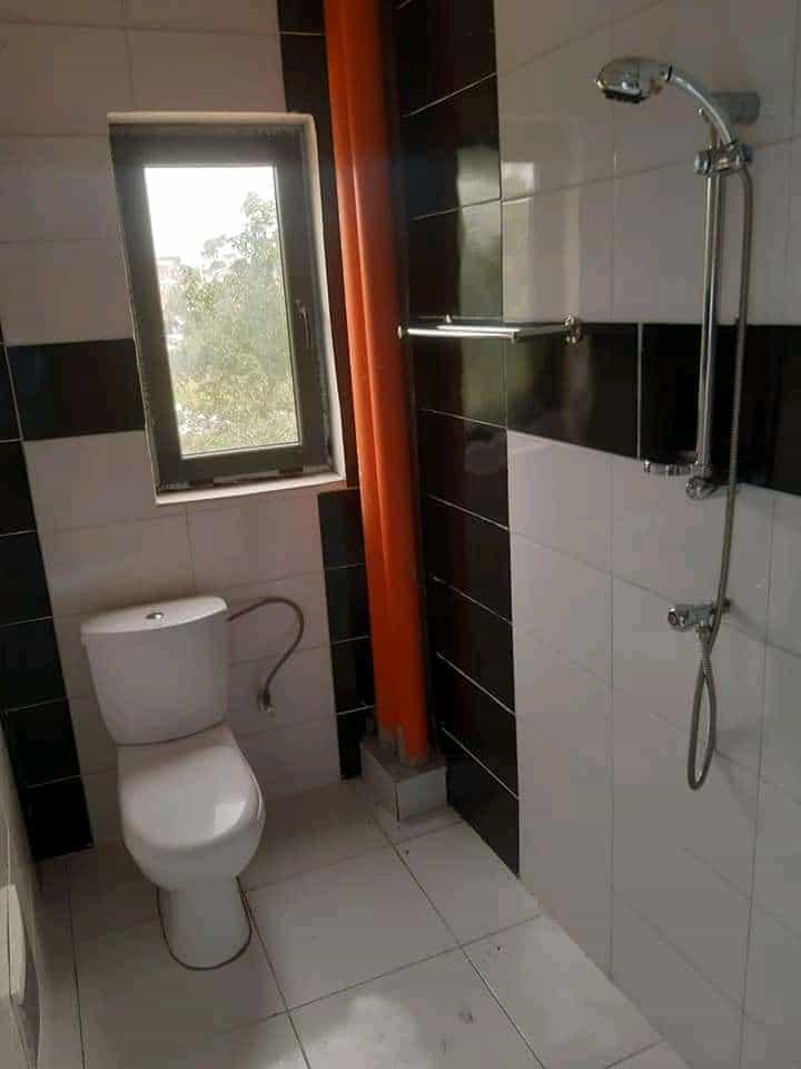 Apartment to rent - Douala, Makepe, Ver Rhône poulin - 1 living room(s), 2 bedroom(s), 2 bathroom(s) - 170 000 FCFA / month
