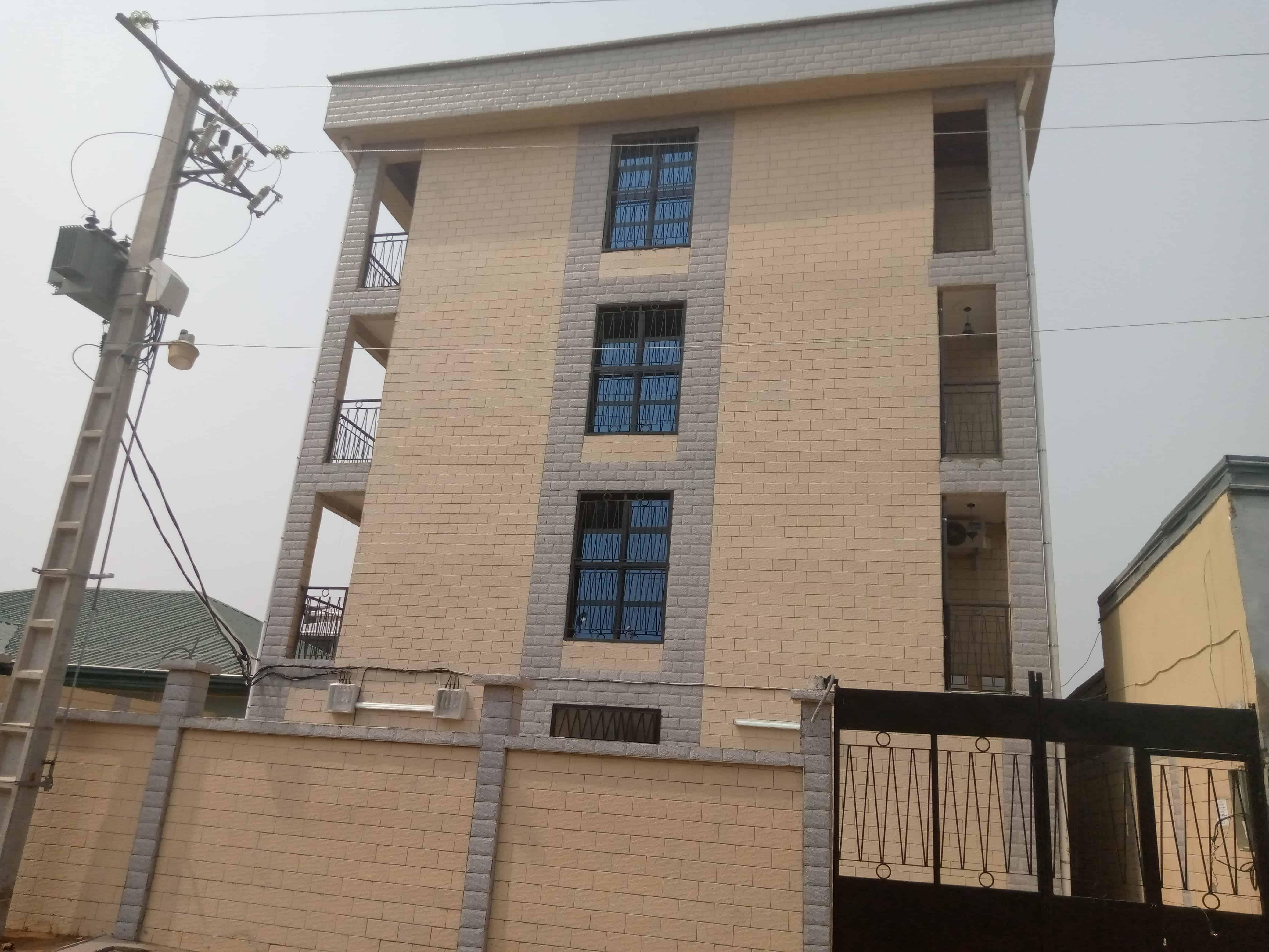 Chambre à louer - Douala, Kotto, Residence Kotto - 40 000 FCFA / mois