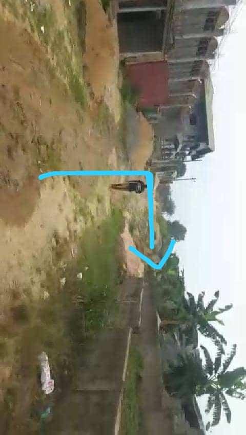 Terrain à vendre - Douala, Yassa, 500m2 yassa maétur, pas loin des logements sociaux, 55.000frs/m2, - 500 m2 - 27 500 000 FCFA