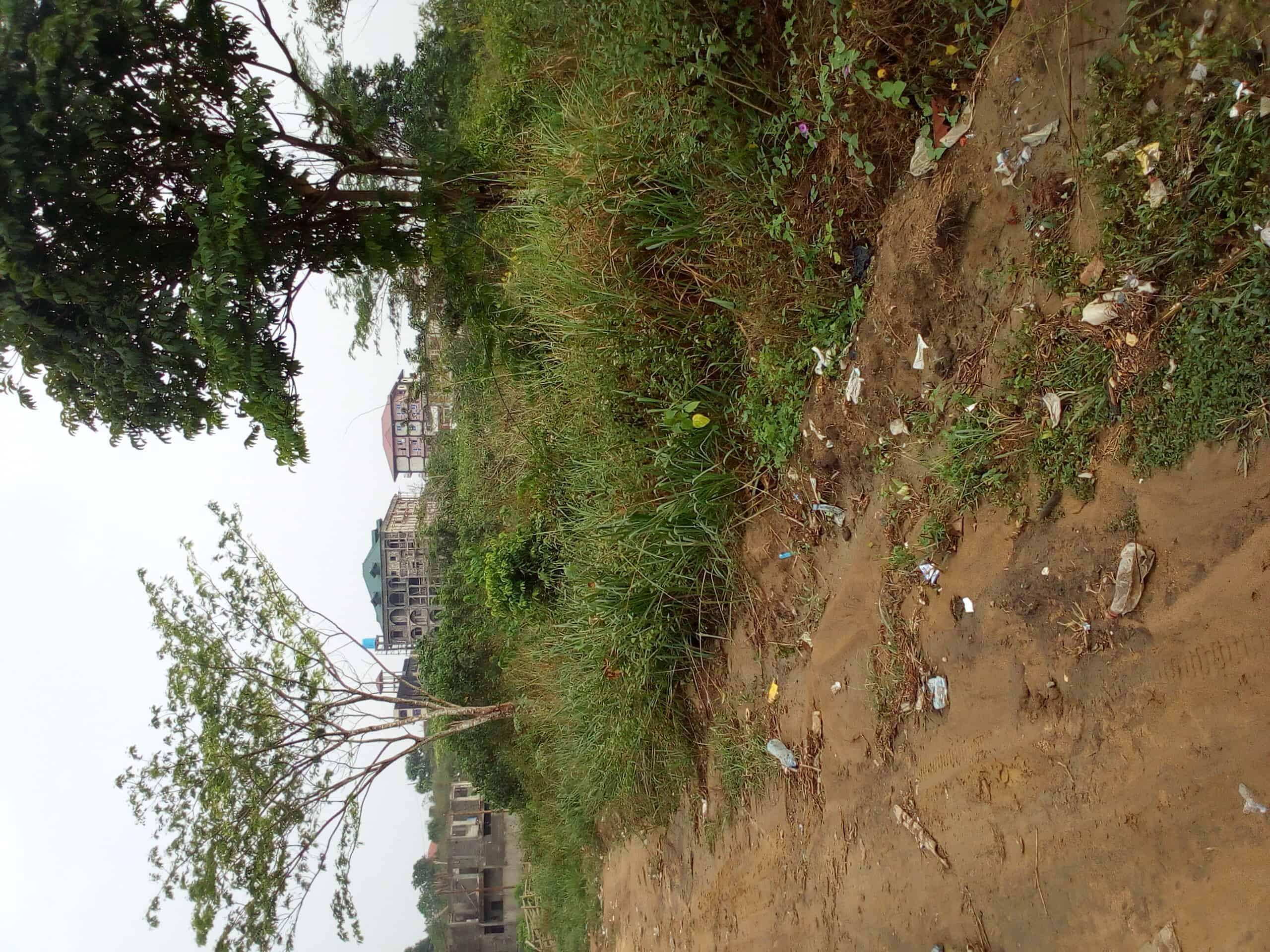 Terrain à vendre - Douala, Logbessou I, Ver la station nickel oil - 1000 m2 - 80 000 000 FCFA