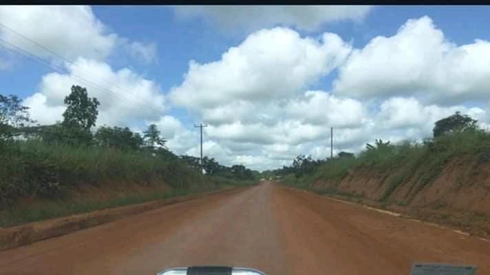 Terrain à vendre - Douala, PK 21, Entrée Chefferie, entrée marché, carrefour pk21 - 4000 m2 - 6 000 000 FCFA