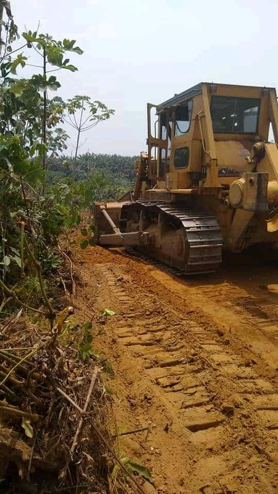 Terrain à vendre - Douala, PK 27, Pk27 - 10000 m2 - 50 000 000 FCFA