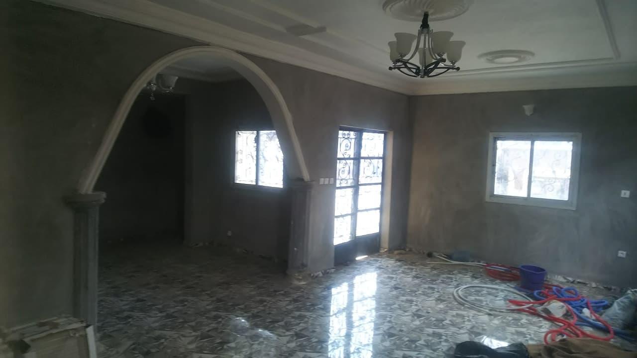 Apartment to rent - Douala, Bepanda, Nouvelle route 7ème - 1 living room(s), 3 bedroom(s), 2 bathroom(s) - 170 000 FCFA / month