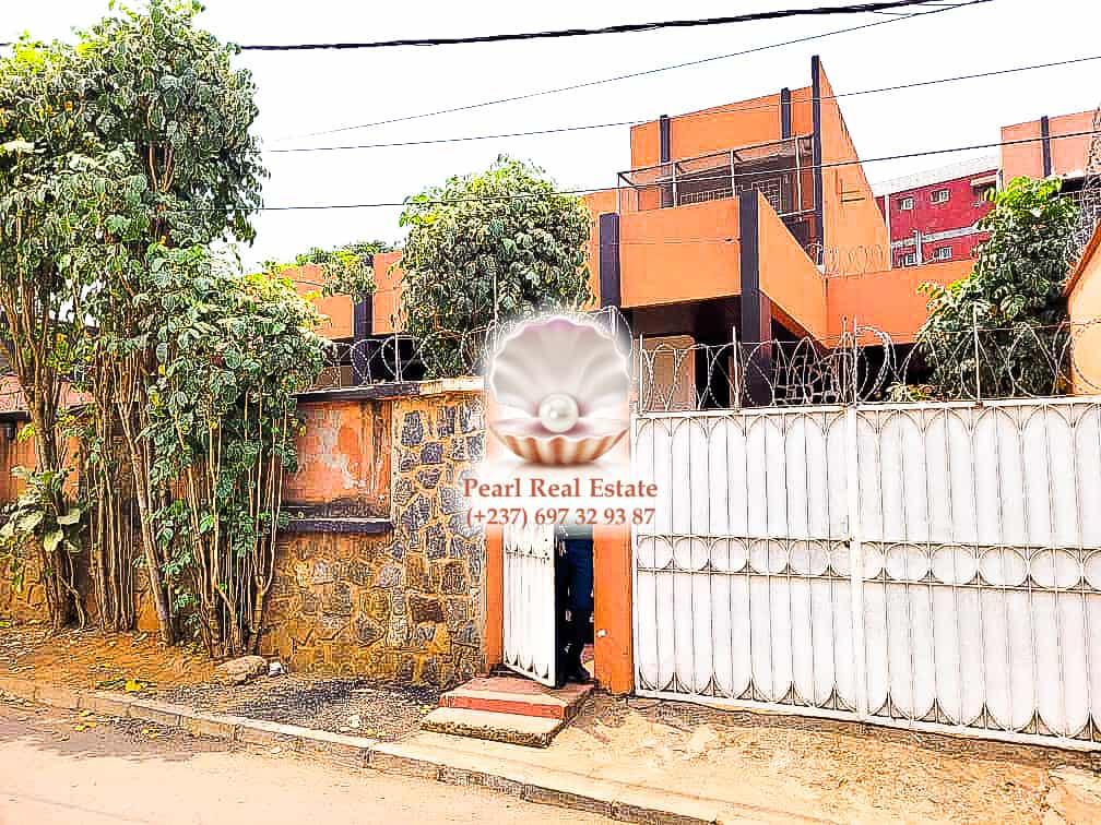 House (Villa) to rent - Yaoundé, Bastos, Bastos - 1 living room(s), 4 bedroom(s), 3 bathroom(s) - 800 000 FCFA / month