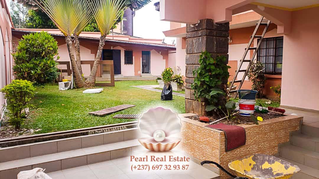 House (Villa) to rent - Yaoundé, Bastos, Bastos - 1 living room(s), 4 bedroom(s), 3 bathroom(s) - 2 000 000 FCFA / month