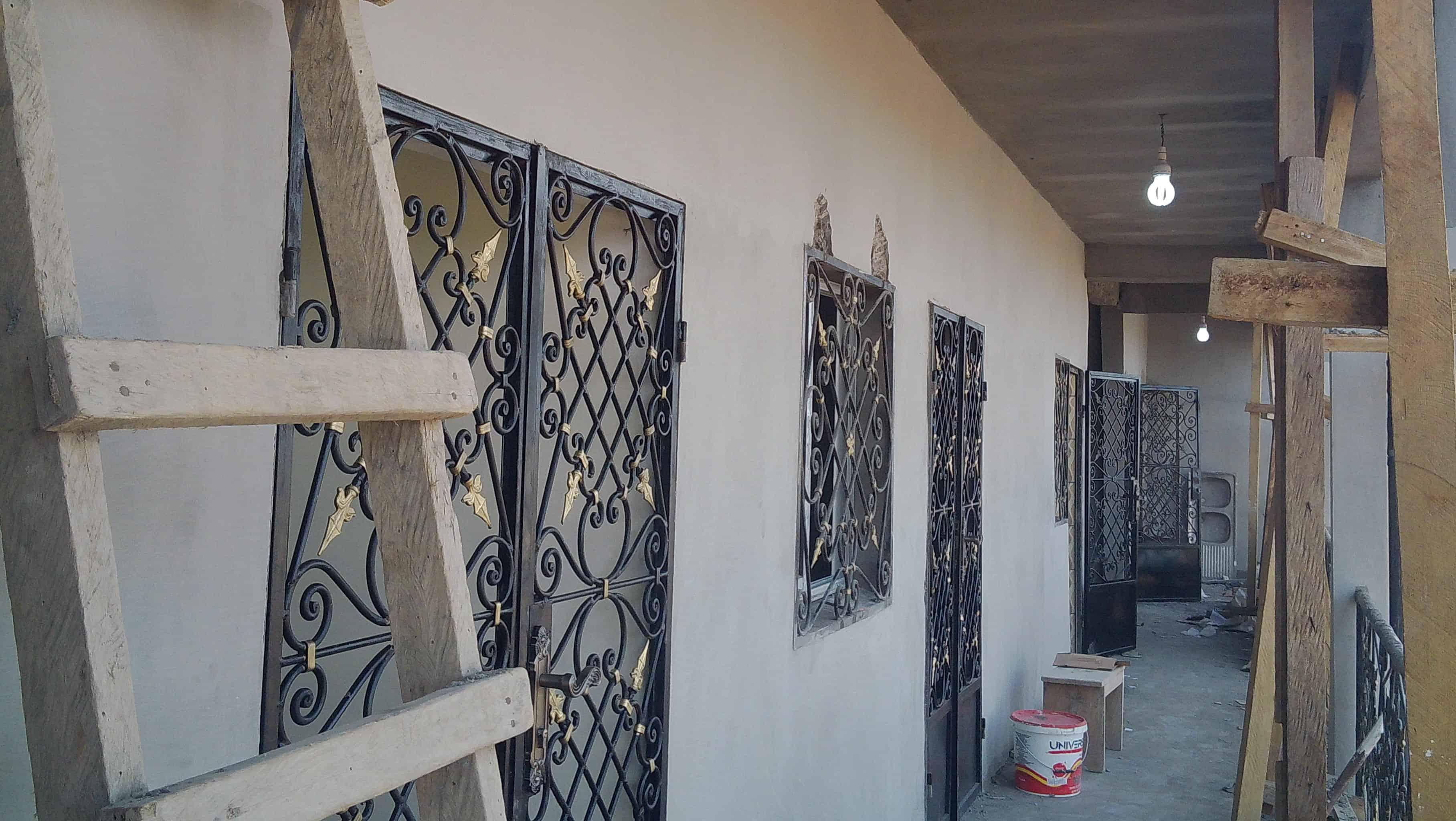 Office to rent at Yaoundé, Olembe, tradex olembe - 80 m2 - 150 000 FCFA