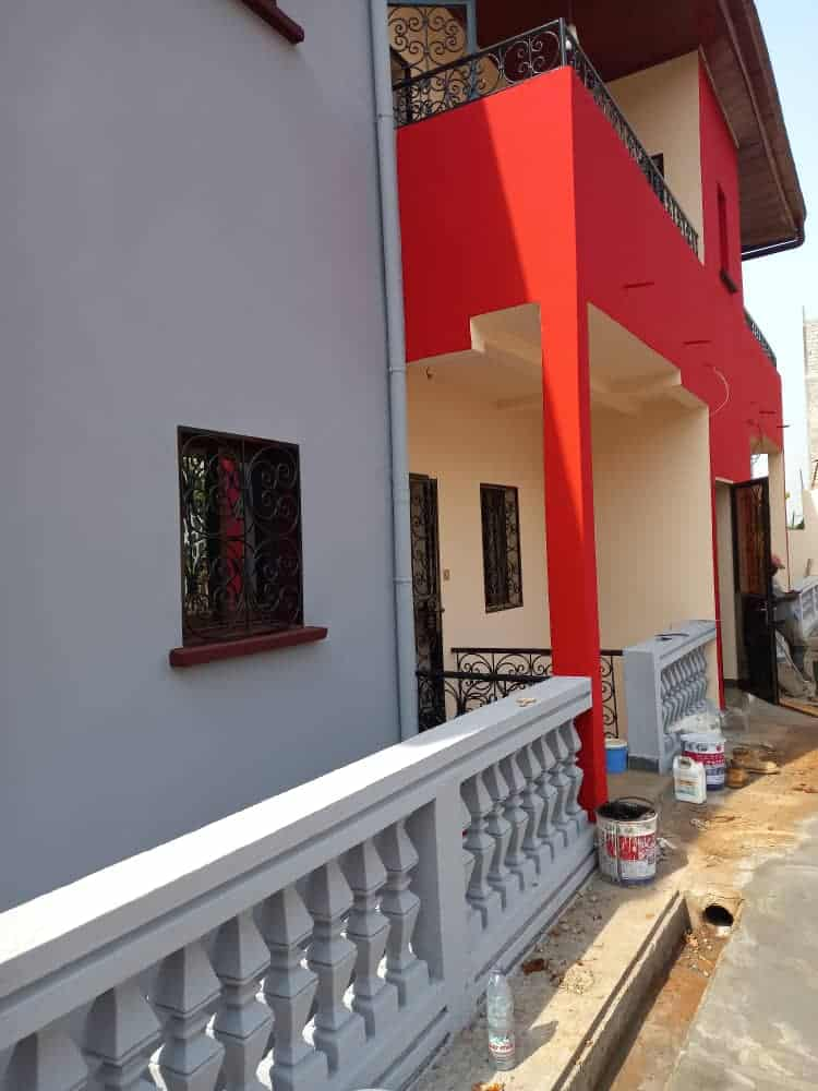 Apartment to rent - Yaoundé, Ngousso, HOPITAL - 1 living room(s), 2 bedroom(s), 2 bathroom(s) - 200 000 FCFA / month