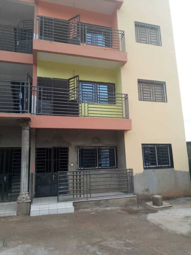 Apartment to rent - Yaoundé, Mimboman I, OPEP - 1 living room(s), 2 bedroom(s), 2 bathroom(s) - 100 000 FCFA / month