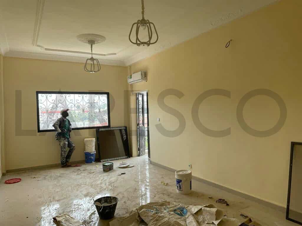 Apartment to rent - Yaoundé, Abome, 0 - 1 living room(s), 2 bedroom(s), 2 bathroom(s) - 350 000 FCFA / month