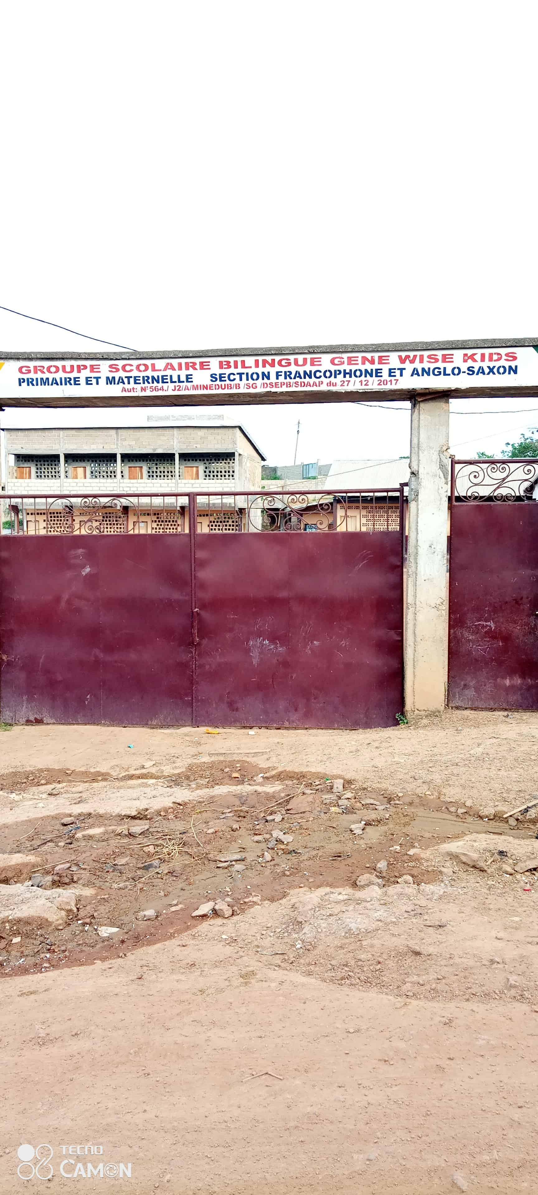 Land for sale at Douala, PK 17, DERRIÈRE L'UNIVERSITÉ DE LOGBESSOU CAMPUS PK17 - 200 m2 - 4 400 000 FCFA