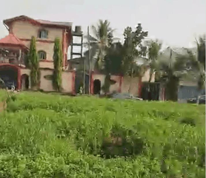 Land for sale at Douala, Bonaberi, Ndobo, derrière les Brasseries du Cameroun - 400 m2 - 15 200 000 FCFA