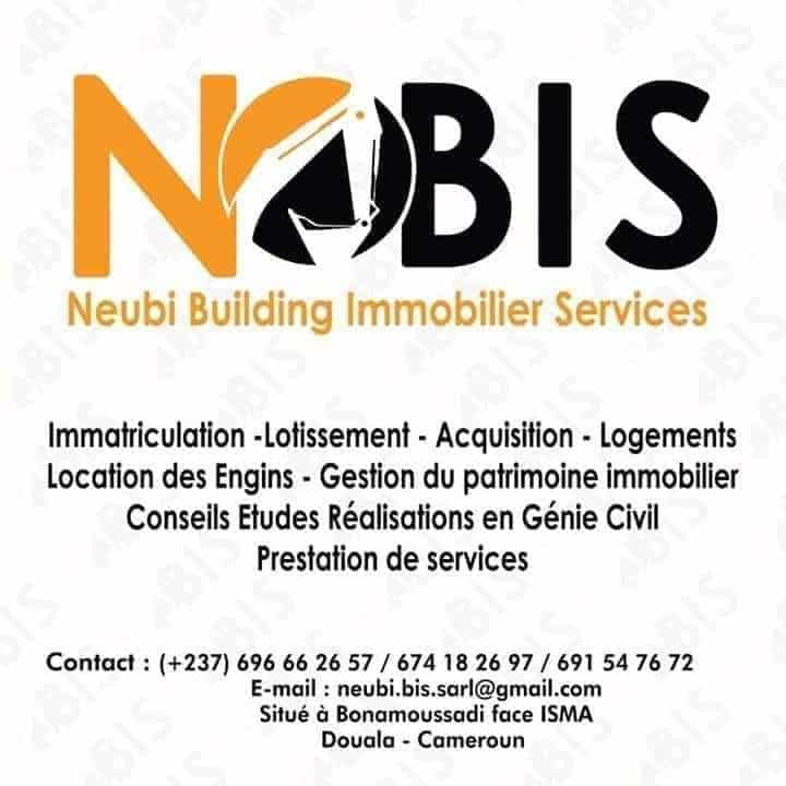 Land for sale at Douala, PK 27, Missolè 2 Pk37 - 10000000000 m2 - 150 000 000 000 000 FCFA