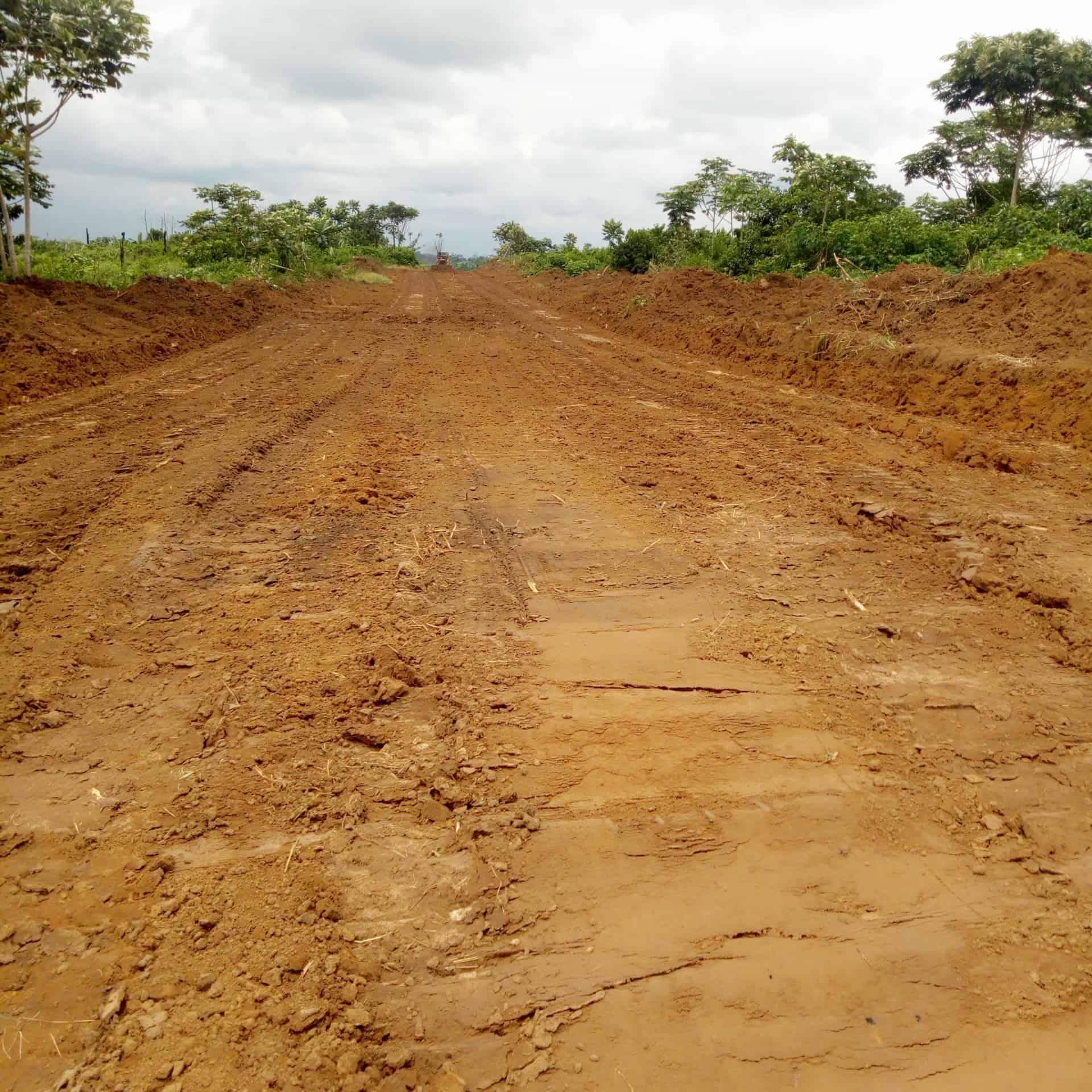 Land for sale at Yaoundé, Ndamvout, centre - 2000 m2 - 200 000 FCFA