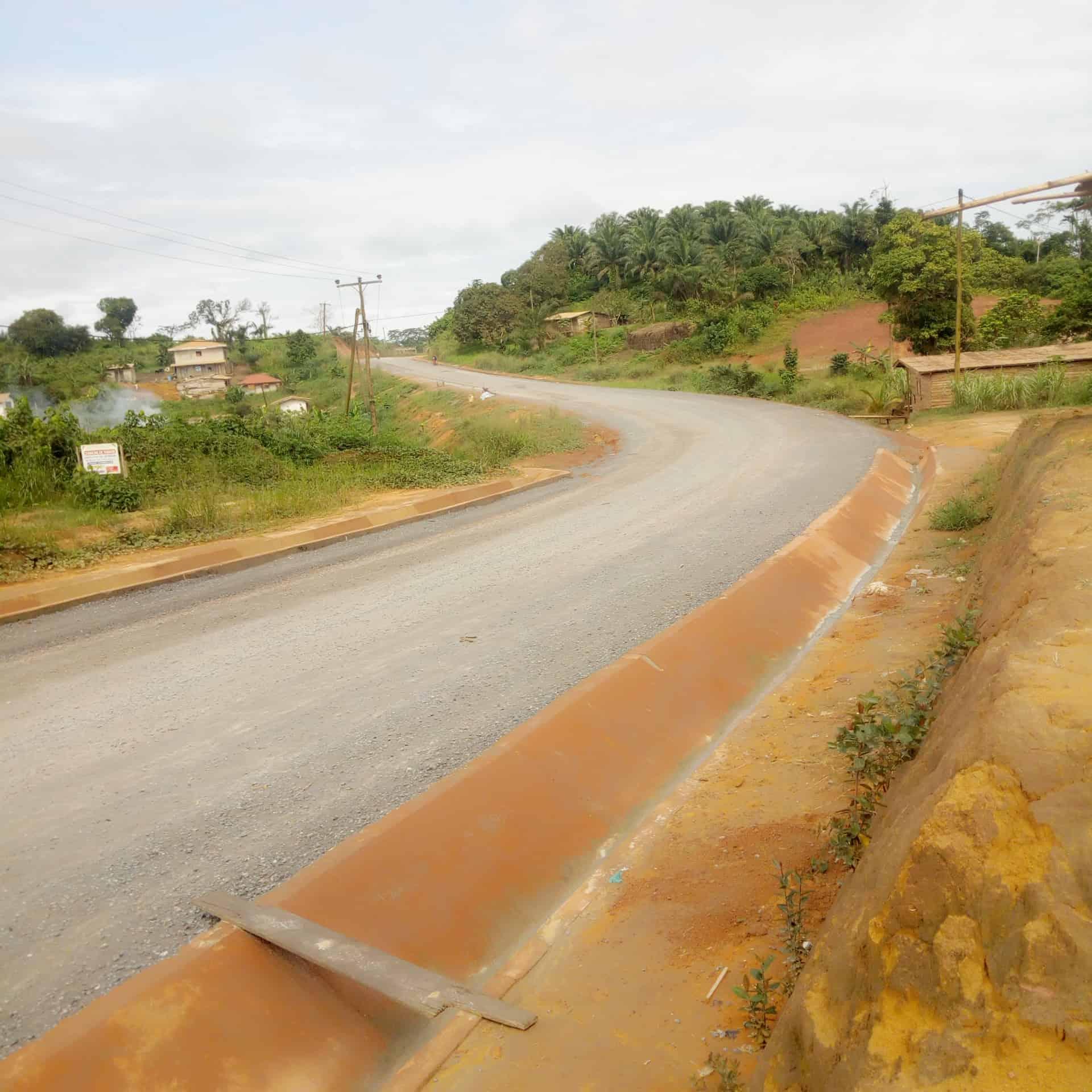 Land for sale at Douala, PK 19, Embranchement donnant sur logbessou - 750 m2 - 8 000 000 FCFA