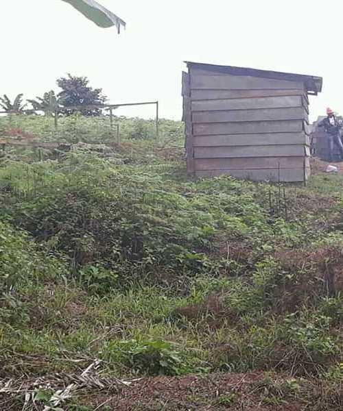 Land for sale at Yaoundé, Odza, lobé 4km de l'entrée L&B odza - 2000 m2 - 10 000 000 FCFA