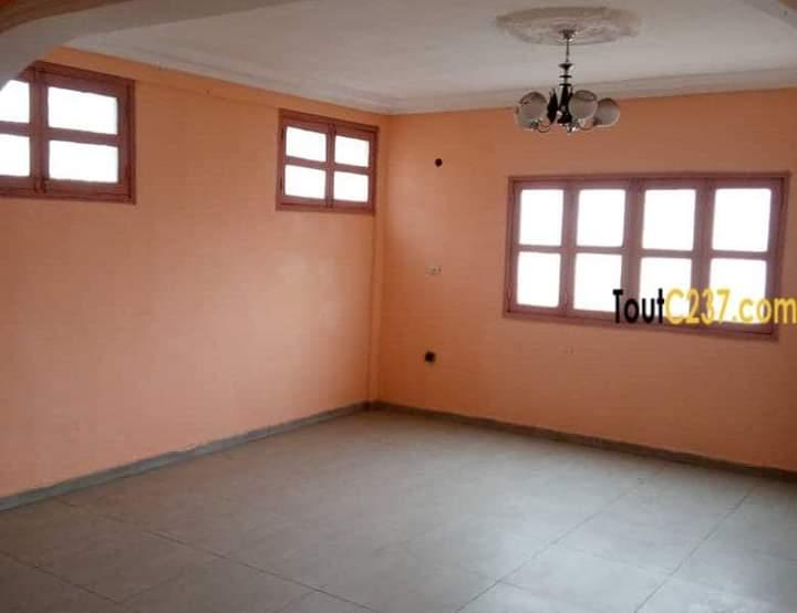 Apartment to rent - Douala, Ngodi, Appartement à louer à Ngodi Akwa Douala - 1 living room(s), 2 bedroom(s), 2 bathroom(s) - 220 000 FCFA / month