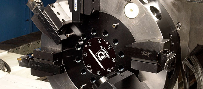 Svarvning med CNC-svarv