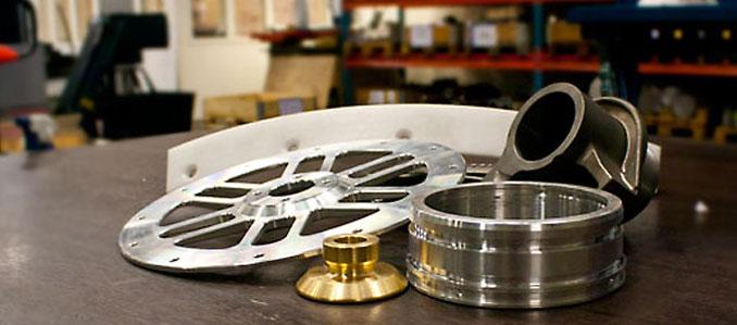 Tillverkning av prototyper, gjutformar, verktyg, valsar samt avancerade detaljer